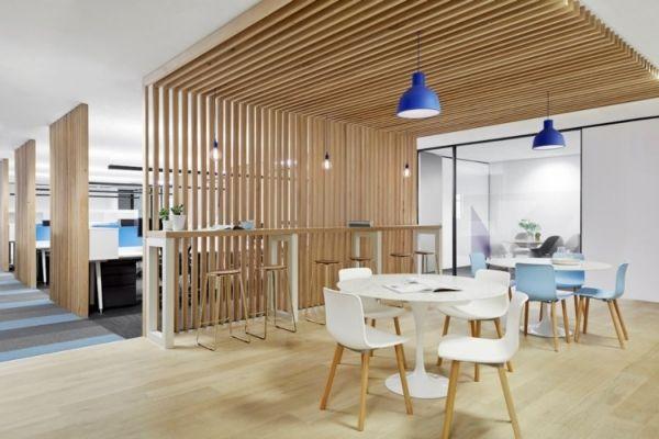 办公室装修座位布局原则,开放式办公室布局建议