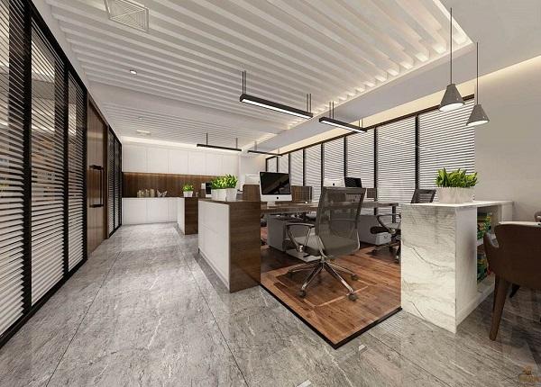 现代办公室装修设计需要具备哪些特点?
