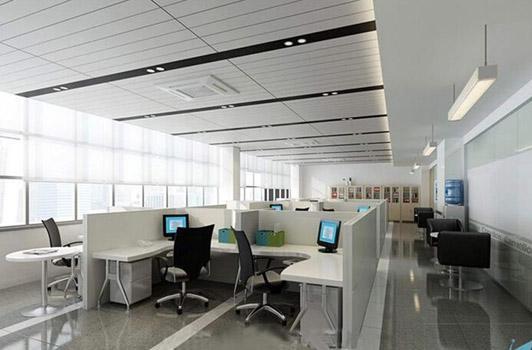 南宁办公室装修-装修材料与人工报价一定要看好