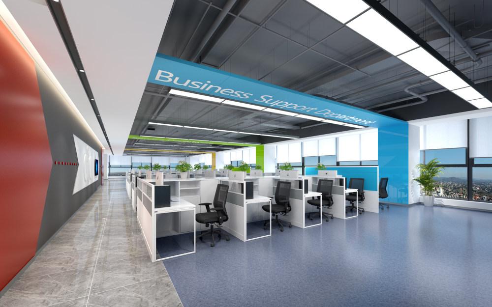 如何打造不一样的办公室设计,提高员工工作效率