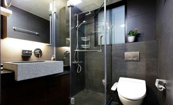 装修卫生间防水这样做,永远不漏水。