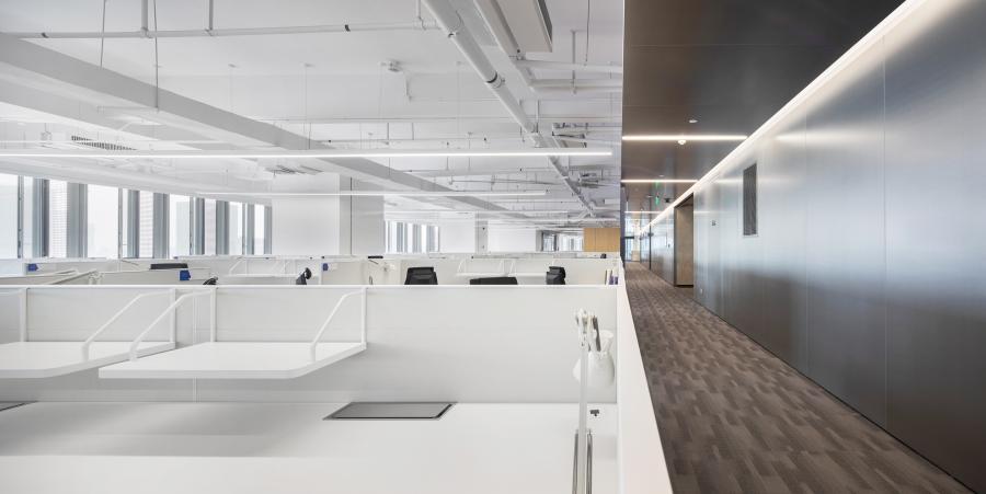 办公室装修采光设计的几个重点