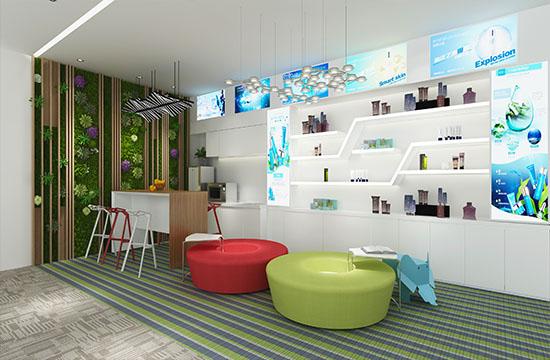 商业型办公室装修设计对空间设计有哪些方式?