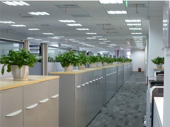 南宁办公室装修设计几点小tips 改变办公空间格局