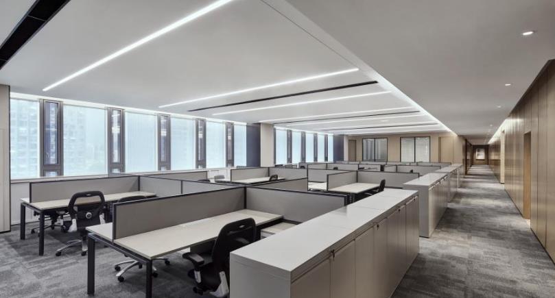 南宁办公室装修局部改造哪些项目最常见?