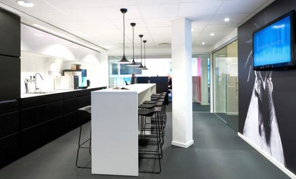 这几种办公室装修设计风格你看哪款更适合你的公司装修