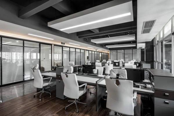 灰色风格办公室怎么设计装修,灰色办公室装修设计风格搭配注意事项
