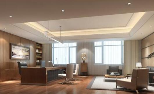 办公室装修的影响及其个性化发展的趋势