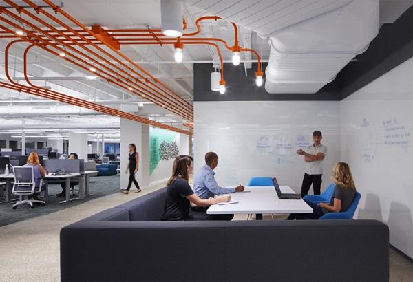 高档办公室装修注意事项,办公室设计重点区域