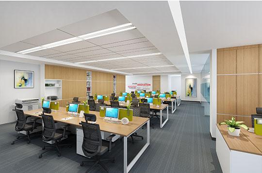 办公室设计装修布局采光需要注意什么禁忌?