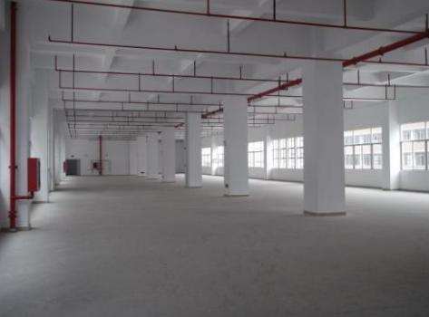 广西南宁工业厂房办公室装修