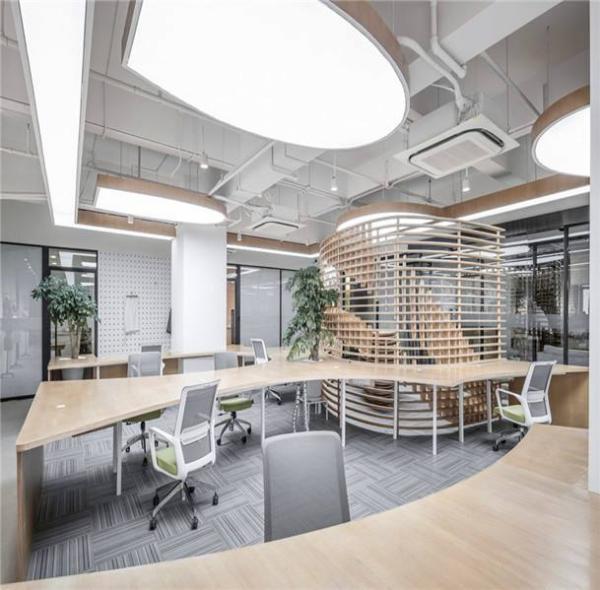 企业办公厂房装修设计需要注意事项与装修流程