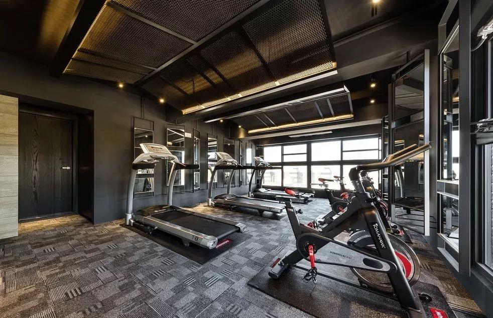 南宁健身房装修设计因该重点注意的几点