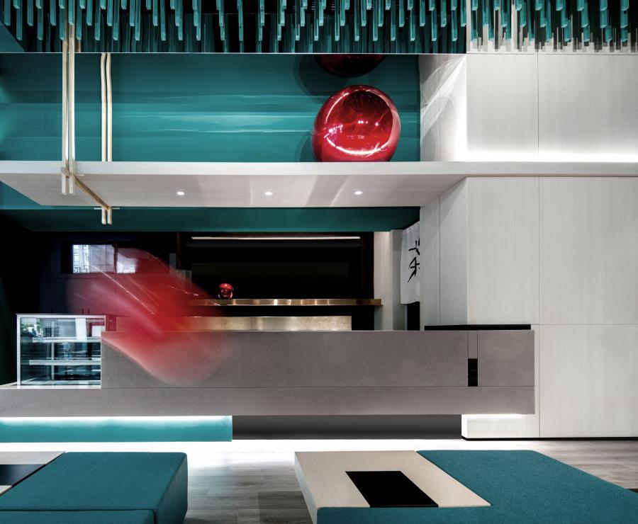 南宁特色主题文化餐厅设计装修图片