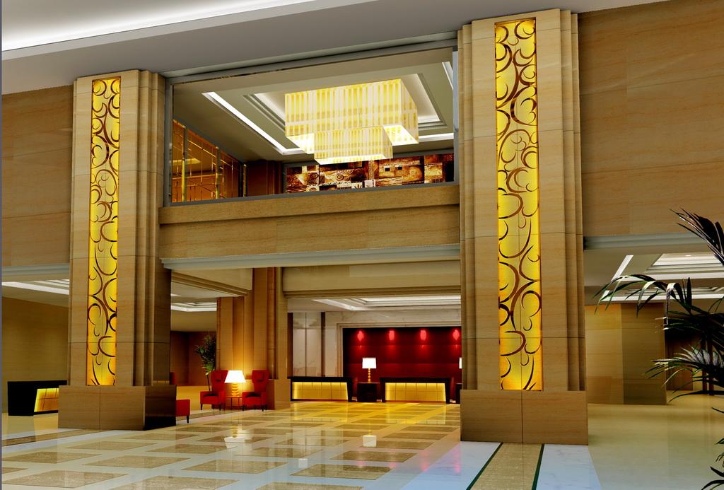 金融国际大酒店效果图