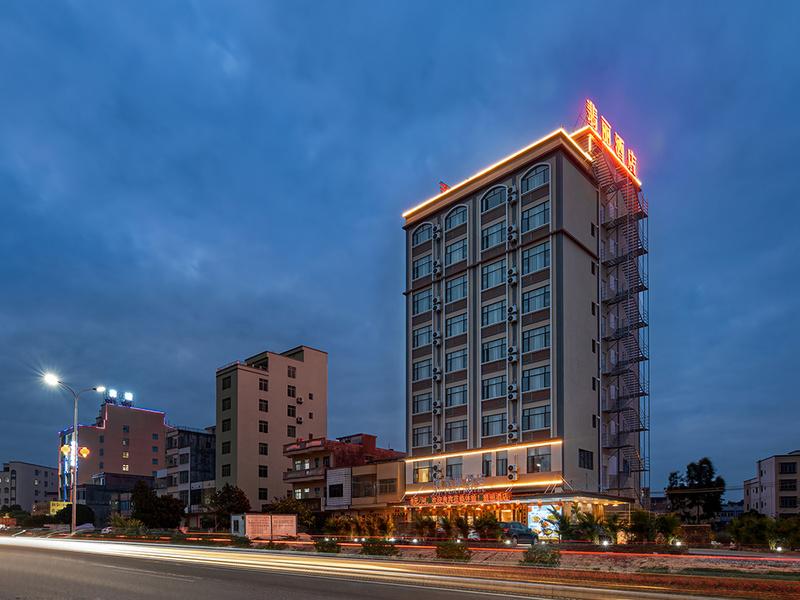 阳江翡丽酒店公寓设计案例