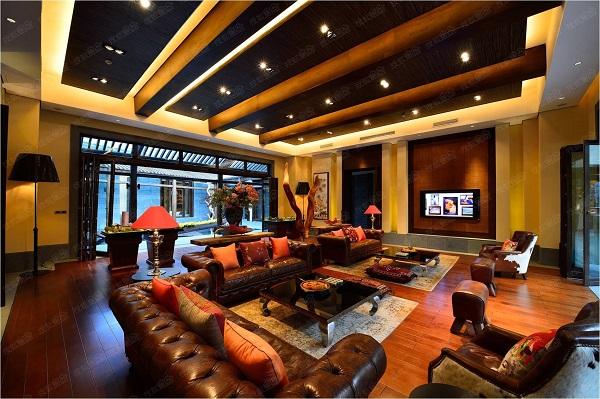 南宁会所装修设计如何决定风格,私人会所装修设计技巧