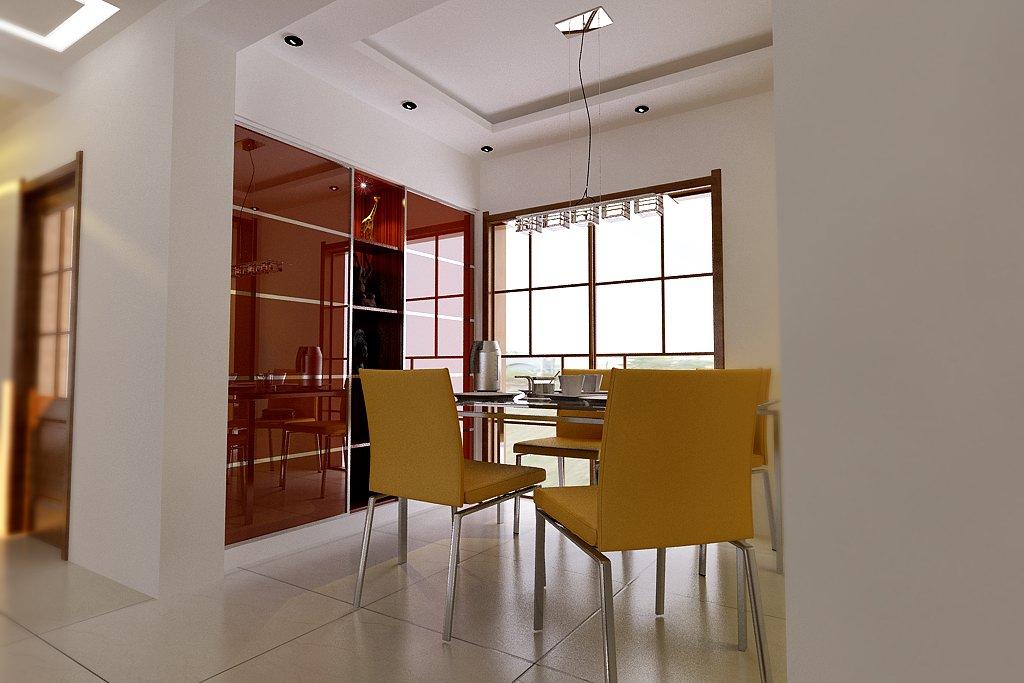 客厅装修设计现代风格效果图