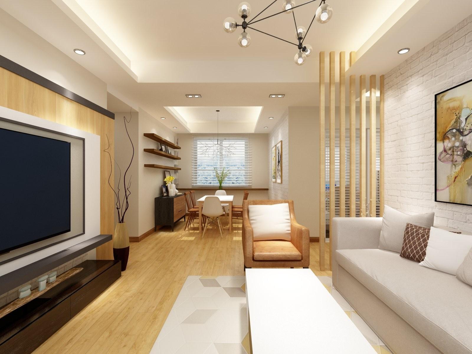 客厅装修的空间布局误区