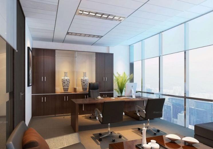 公司高管办公室风水如何规划设计?