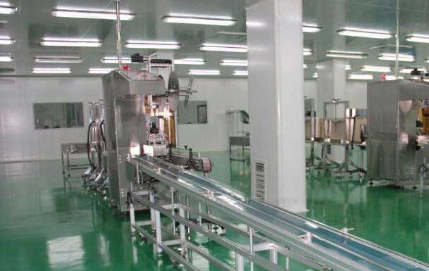 食品制造厂厂房改造翻新装修空间区域及顶部设计小知识