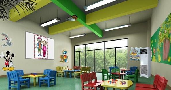 南宁幼儿园装修究竟怎么才是正确的