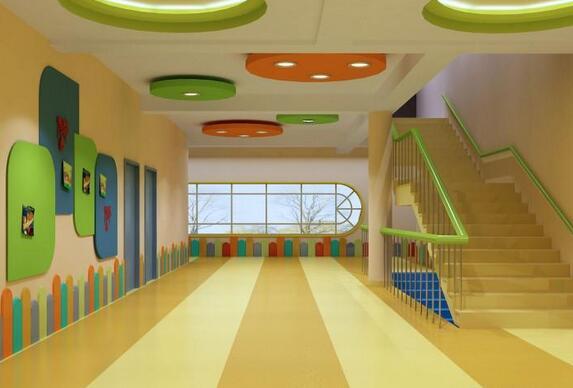 南宁幼儿园室内装修 幼儿园装修设计