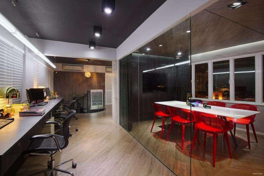 桂林办公室装修设计效果图