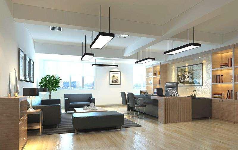 办公室装修又称为公装,注意以下几点赋予设计商业空间的价值