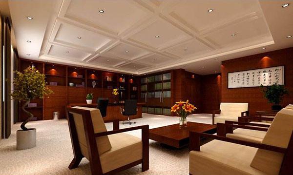 南宁小面积办公室装修设计