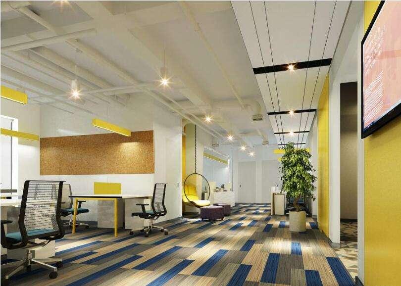 南宁办公室装修设计施工合理的节省工期