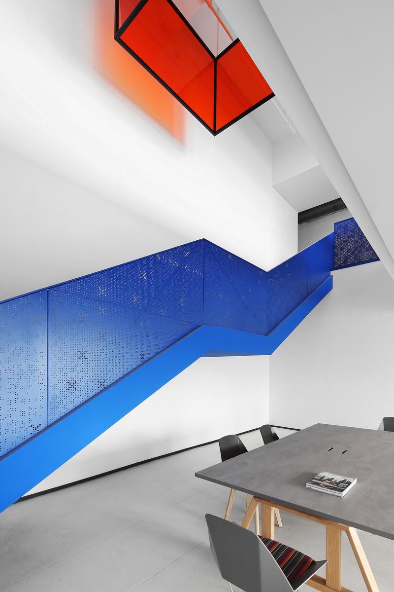 小平米办公室装修图
