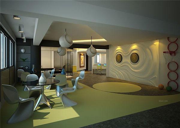 南宁办公室装修设计方案