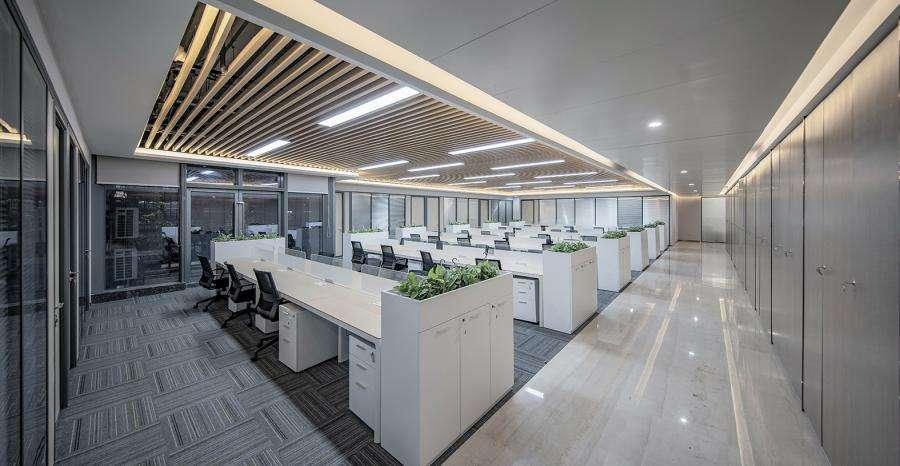 南宁邕宁区办公室装修设计