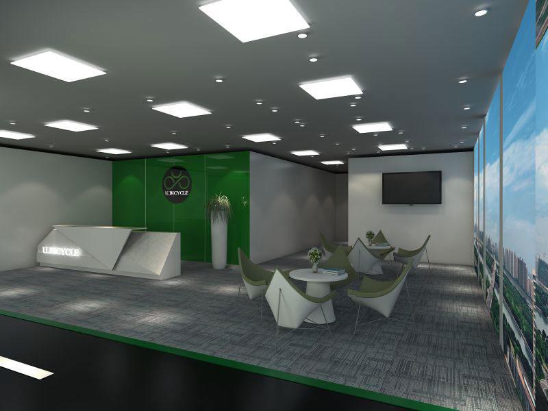 轺辂信息技术办公室装修设计
