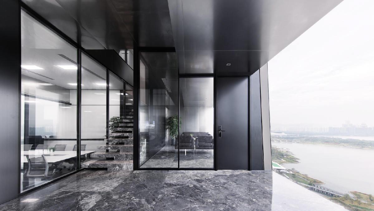 五象新区总部金融城办公室设计