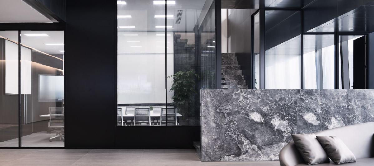 南宁五象新区总部办公室设计图