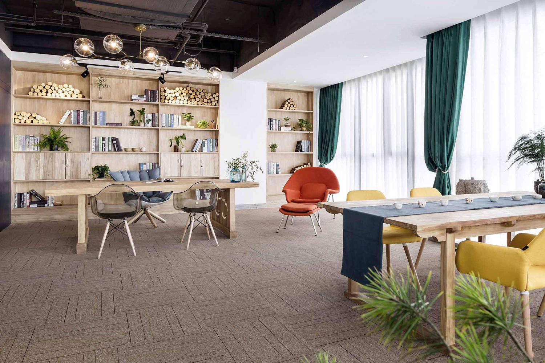 办公室装修效果图 公司