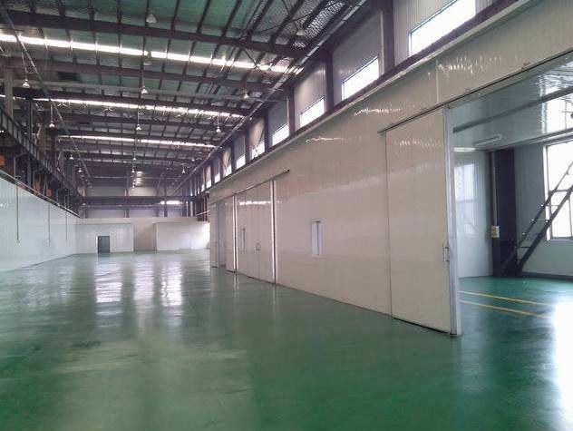 广西南宁工业厂房装修效果图大全