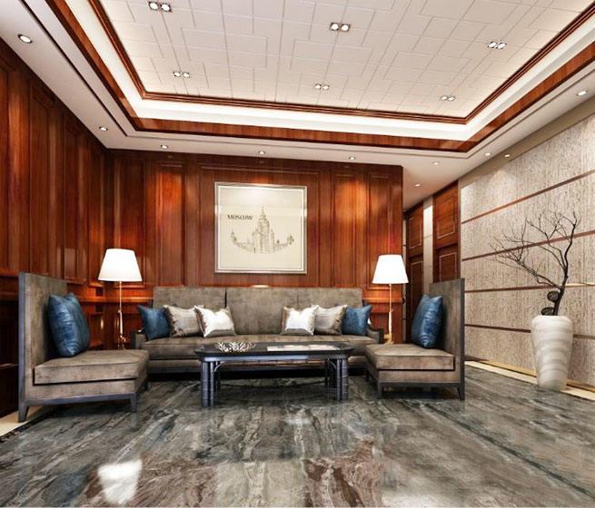 现代会议室装修图片