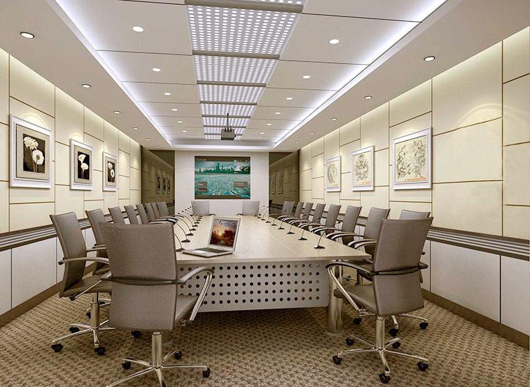 会议室装修效果图大全2013图片