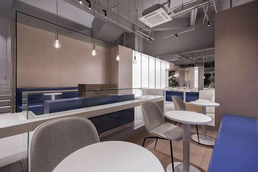 南宁最新连锁咖啡厅装饰效果图