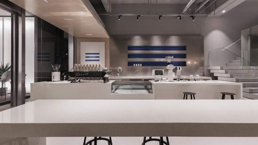 南宁连锁咖啡厅装潢图片