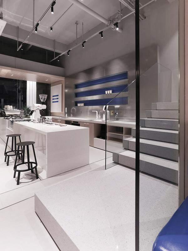 南宁最新连锁咖啡厅装修设计效果图