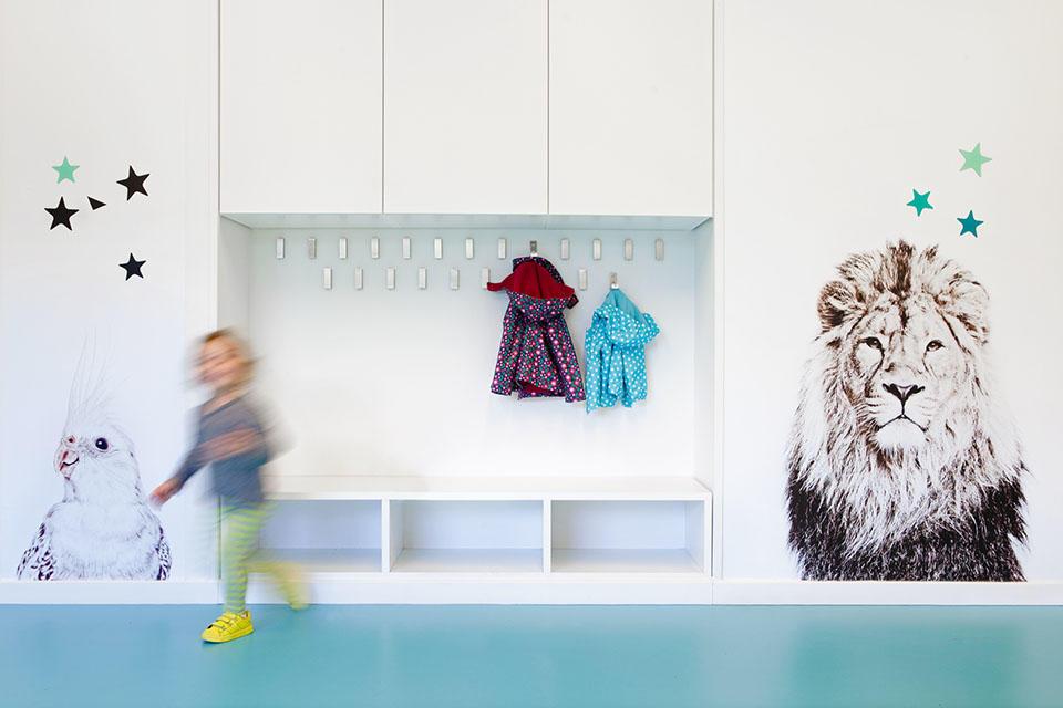 100种幼儿园环创风格