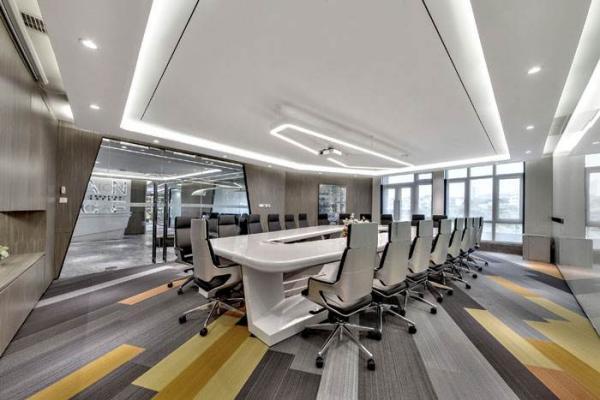 传媒公司,办公室装修设计的要点与注意事项