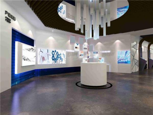 展馆如何设计装修才能将整体的空间魅力展现出来