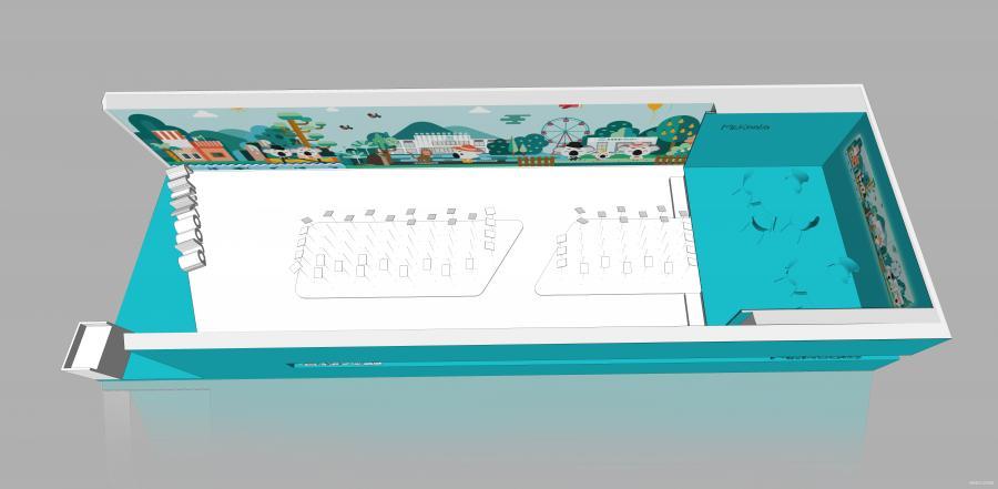 广西南宁展厅设计装修收费标准