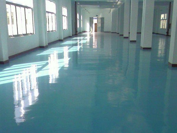 南宁厂房装修水性环氧地坪涂料