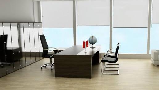 办公室装修的重点区域及所需材料